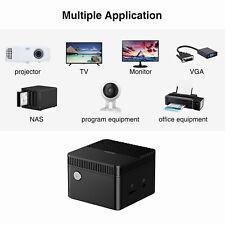 CHUWI LarkBox Mini PC Quad Core Intel J4115 4K 4G+128G Windows 10 Computer Small