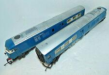 TRI-ANG PULLMAN LOCO & DUMMY  00 GAUGE W60095 & W60097