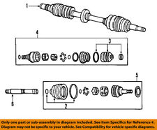 GM OEM-Front Outer CV Joint 96391550