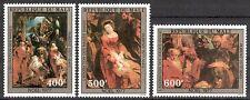 Mali Michelnummer 612 - 614 postfrisch (Rubens : 24 )