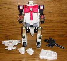 Transformers G1 Silverbolt 1985/1986 defekt aber mit Zubehör