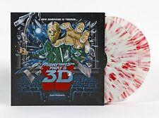 NEW Waxwork Records Friday The 13th Part IIIOST Vinyl Record LP Harry Manfredini
