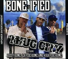 Bone-Ified, Bonified Presents - Thug City [New CD] Explicit