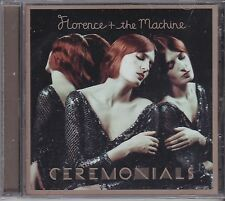 FLORENCE & THE MACHINE - CEREMONIALS - CD - NEW -