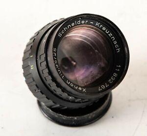 Schneider-Kreuznach Xenon 25mm C-Mount F/0,95, M4/3, Bokeh Cine Lens
