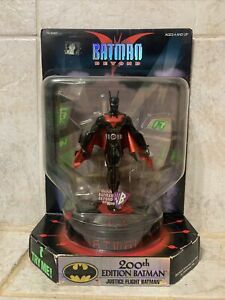 "Batman Beyond 200th Edition Action Figure ""Justice Flight Batman"" - NIB  New"