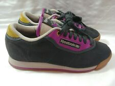 Reebok Men's Classic Leather Suede Shoes Size 8 Vintage