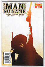 MAN with NO NAME #1 2 3 4 5 6 7 8 9 10 11, NM-, Clint Eastwood, 2008, Gunfighter