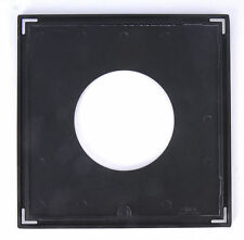 Sinar Horseman Lens Board Copal #3 Camera Photography Accessory