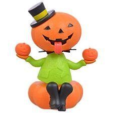 Solar Powered Dancing Halloween Pumpkin with Green Shirt
