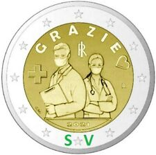 2 euro Italia 2021 PROFESSIONI SANITARIE
