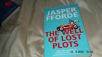 The Well of Lost Plots by Jasper Fforde (Paperback, 2003)