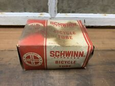 "Vintage Schwinn Bicycle Tube In Original Box Part No  62 300 Bike Tire 20"" 1.75"""