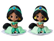 "Disney Q Posket Sugirly Aladdin Jasmine 6"" figure Banpresto (100% authentic"