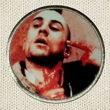 Travis Bickle Patch Picture Embroidered Border Taxi Driver Robert De Niro Foster