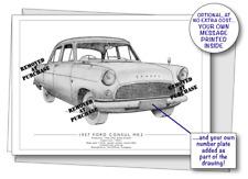 Ford Zephyr Zodiac Consul mk2 1703cc /& 2553cc timing chain 1956-62