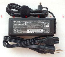 New Original Genuine OEM 90W AC/DC Power Adapter for Sony VAIO SVS151C1GL Laptop