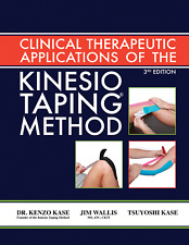KINESIO Taping Method - Clinical Therapeutic Applications Workbook FREE POST