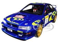 1997 SUBARU IMPREZA WRC #3 MCRAE/GRIST RALLY MONTE CARLO 1/18 BY AUTOART 89790