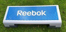 Reebok Step Blue Grey Stepper Three Levels Works Perfect