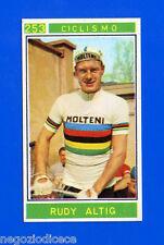 Figurina/Sticker CAMPIONI DELLO SPORT 1967/68-n. 253 - R.ALTIG - CICLIS -rec