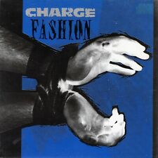 Charge Fashion / Ugly Shadows UK Red Vinyl 45 With Picture Sleeve