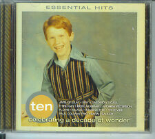 Essential Hits Ten Celebrating A Decade Of Wonder SEALED NEW CD Various Artists