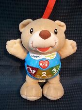 V Tech Interactive Electronic HAPPY LIGHTS BEAR for Baby & Toddler