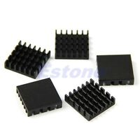 High Quality Aluminum Heat Sink for LED Power Memory Chip IC DIY 5pcs 19*19*5mm