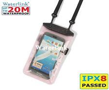 Waterlink IPX8 (20M) 100% Waterproof case for HTC HTC One A9 HTC Desire 530