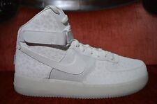 BRAND NEW Nike Air Force 1 HIGH '07 STASH '17 ComplexCon Exclusive Size 14 White