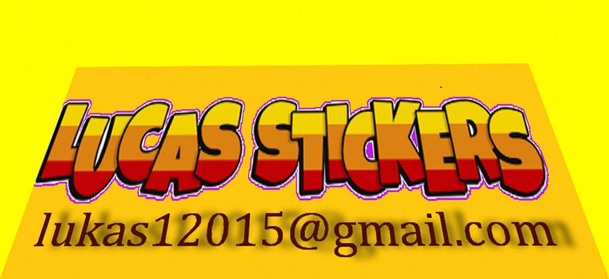 Lucas Stickers Shop