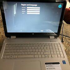 Unused HP ENVY (15-u010dx)X360 Touchscreen Laptopi5/750GB/8GB RAM   EXCELLENT!