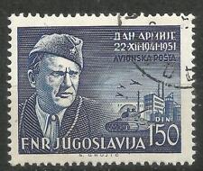 Yugoslavia Scott# C54 Usado