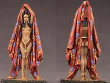 tin toy soldiers  painted  Girl 90mm Isadora