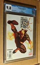Immortal Iron Fist #27 1st Print Kaare Andrews Variant CGC 9.8 NM+/M