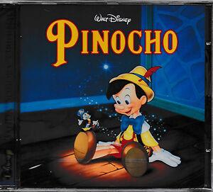Banda Sonora Original - PINOCHO  español  -CD-  nuevo y sellado