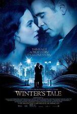 WINTER'S TALE W/ COLIN FARRELL, JESSICA BROWN FINDLEY 11x17 PROMO MOVIE POSTER