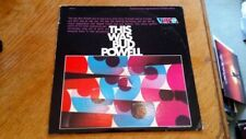 Bud Powell – this cosa Bud Powell LP