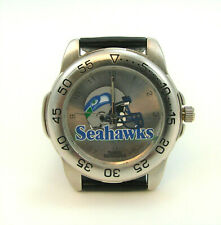 Seattle Seahawks NFL 1998 Sports Illustrated Men's Quartz Analog Watch NEW