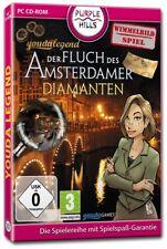 YOUDA Legend: la maledizione del Trattato di Amsterdam Diamanti (PC, 2010, DVD-BOX) molto bene