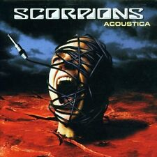 Scorpions Acoustica (2001) [CD]