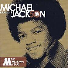 MICHAEL JACKSON & JACKSON 5 The Motown Years - 3 CD Set - 50 Tracks