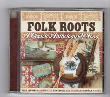 (IL792) Folk Roots, A Classic Anthology Of Song - 2004 CD