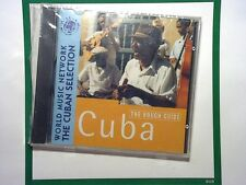 Various Artists - Rough Guide to the Music of Cuba (1999) NEW