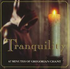 Tranquility Gregorian Choir of Paris (CD Erato 1990)