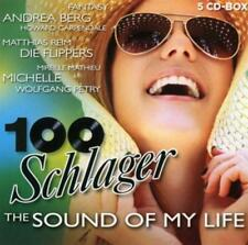 The Sound of my Life: 100 Schlager (5 CDs)