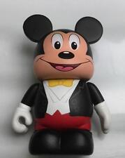 "Mickey Mouse Tuxedo Maestro Park 7 Topper Disney VINYLMATION 3"" WDW Authentic"