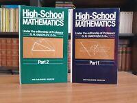 MIR∎Yakovlev➔High-School Mathematics 〈matematica┃Analysis ┃calculus┃edizioni┃EN〉