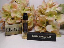 Frederic Malle MUSC RAVAGEUR Editions De Parfum Travel Spray 0.34oz/10ml***NEW**